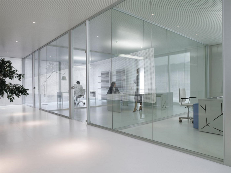 divisori mobili ufficio milano - GPA Milano