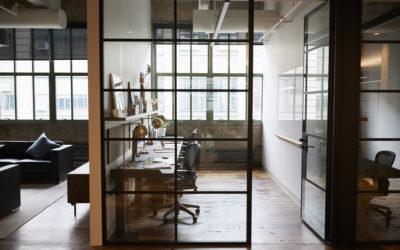 Divisori per ambienti moderni: le proposte di GPA-Milano
