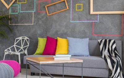 Tinteggiatura decorativa: come rendere favolose le pareti di appartamenti e villette