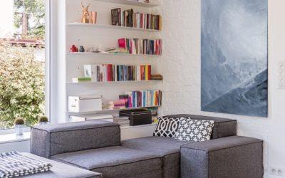 Librerie in cartongesso a Milano: rinnova il soggiorno e la zona notte con GPA-Milano
